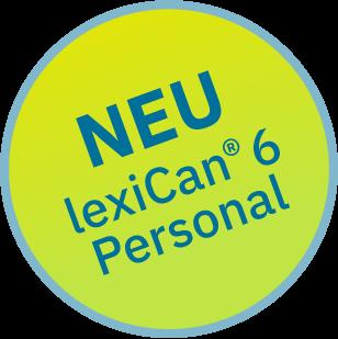 Hinweisgrafik   lexican personal 6 - neue version